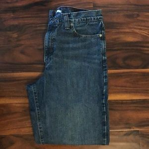 LLBean Natural Fit Jeans 33/32